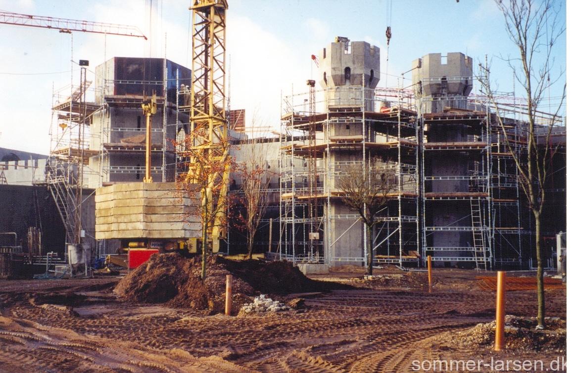 Legoland-kongeborgen-opbygning-sommer-larsen