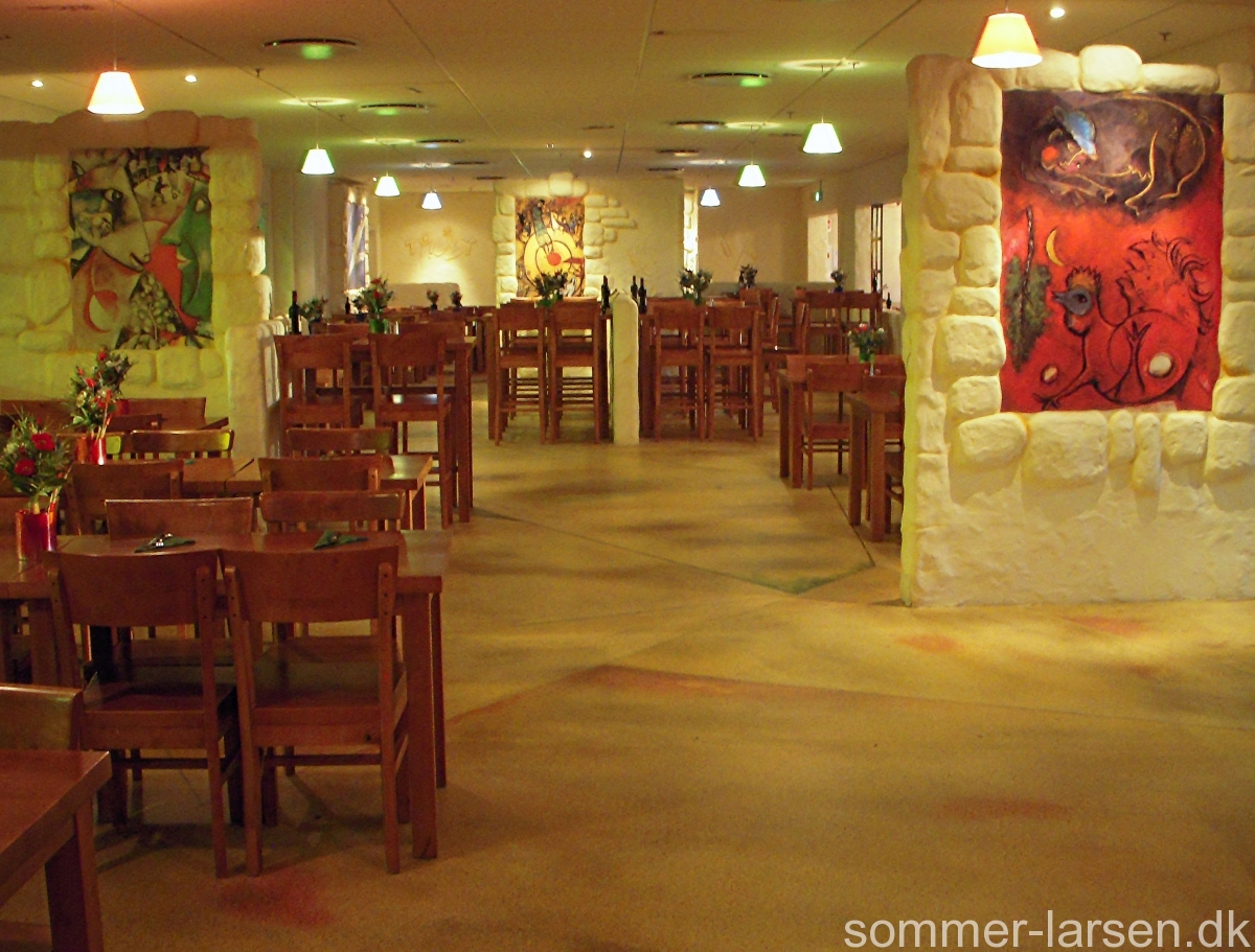 Restaurant-indretning-Bambino-Lalandia-Sommer-Larsen-2