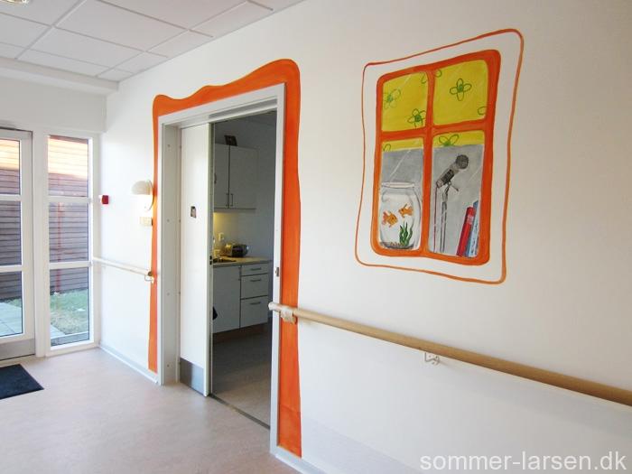 Udsmykning-vægmaleri-bosted-svendborg-Sommer-Larsen-3