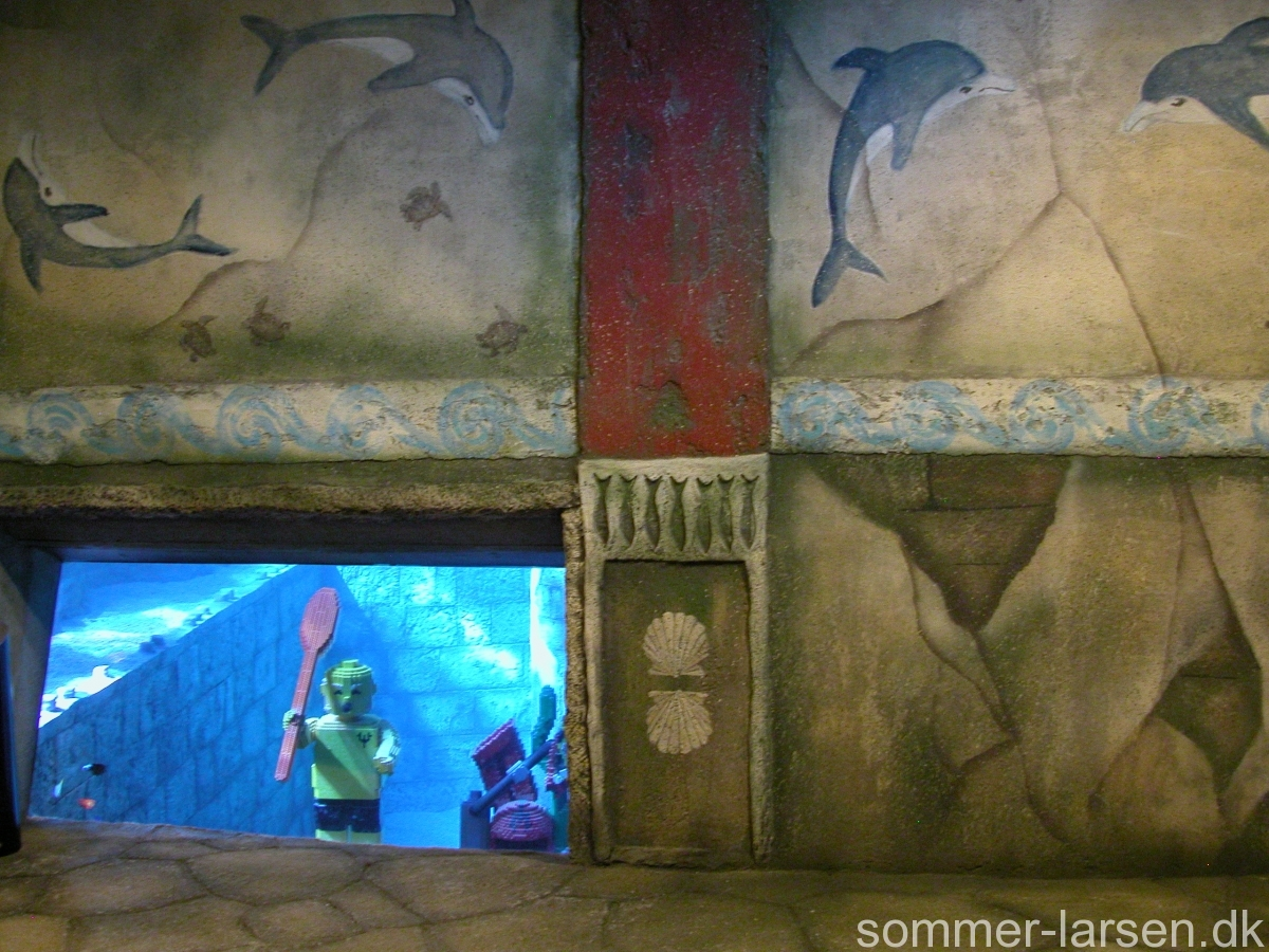 Vægmaleri-udsmykning-Atlantis-Legoland-Sommer-Larsen