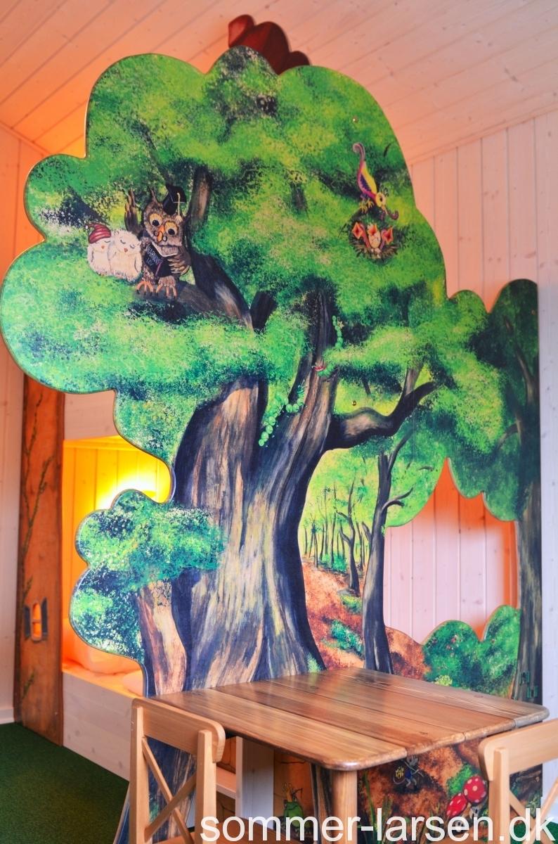 indretning-feriehuse-vægmaleri-legerum-Lalandia-Sommer-Larsen-11