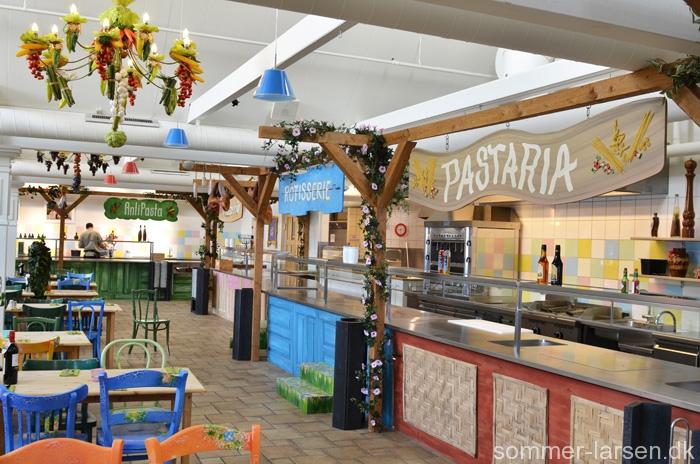 restaurant-indretning-design-udsmykning-lalandia-rødby